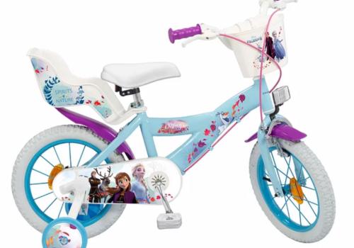 14 tum barncykel